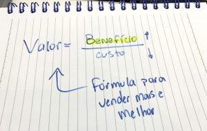 Fórmula Custo Benefício