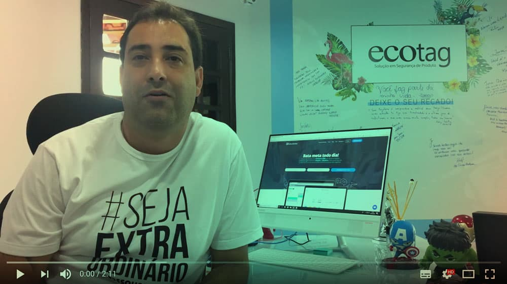ecotag Programa de Parceria :: Marluce Alcântara