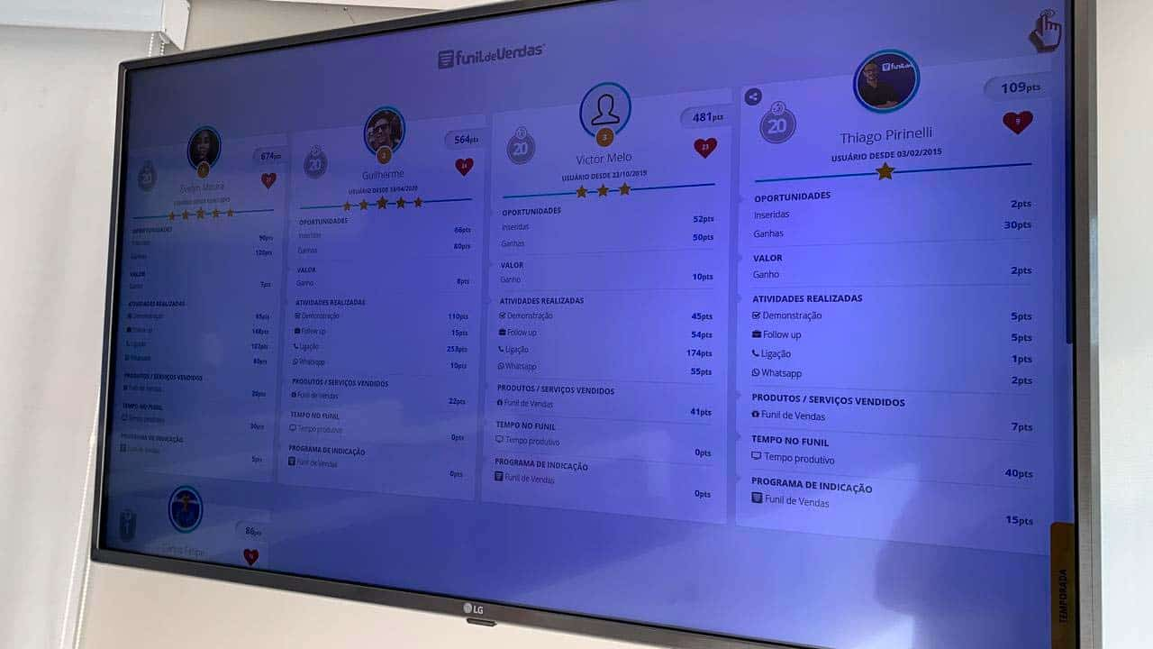 TV Game CRM