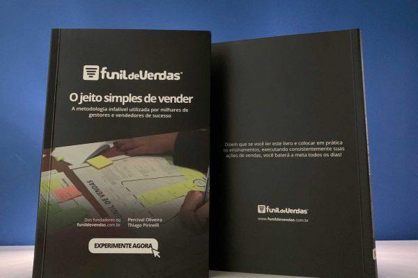 Livro Funil de Vendas, O jeito simples de vender