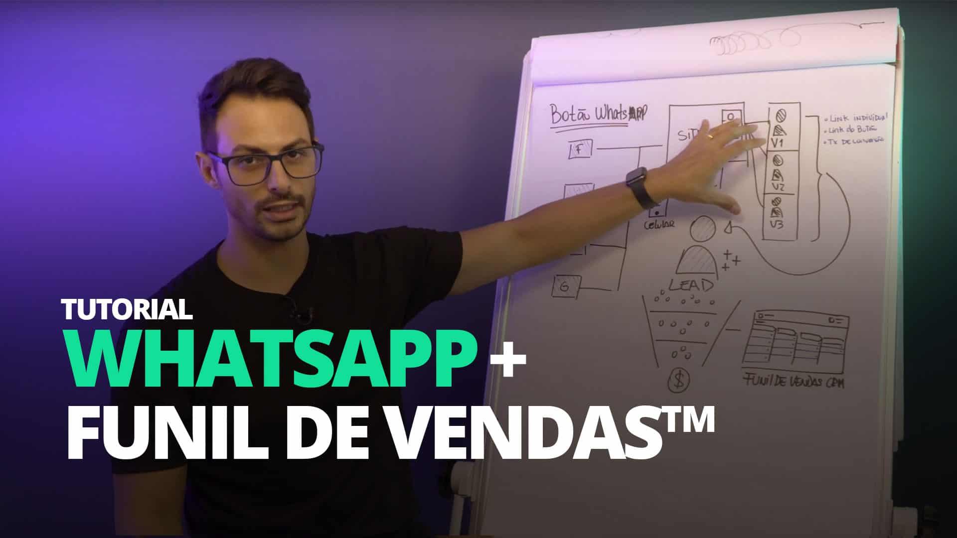 Whatsapp Funil de Vendas